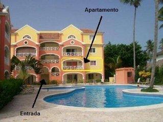Apartamento en alquiler en El Dorado (Bávaro / Punta Cana)