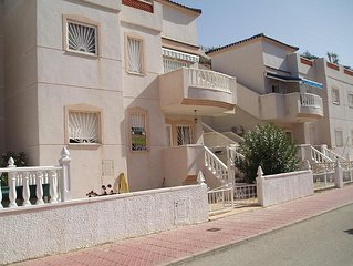 Townhouse with Marquesa Golf Course within walking distance