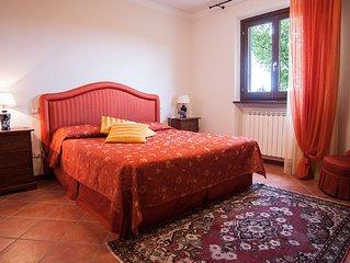 Villa Caterina con Piscina Privata nel Cuore della Toscana tra Firenze e Arezzo