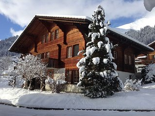 Apartment Chalet Alba, in Frutigen/Adelboden