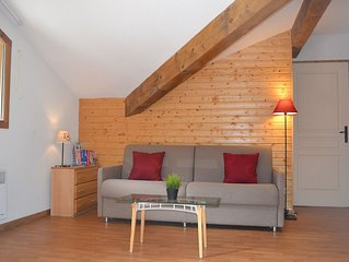 Orelle Apartment very spacious 2br 6ps - 3 Vallees/Maurienne/Vanoise