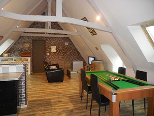 Apartment ' Le Pub '  Directly On The Port Of Dinan