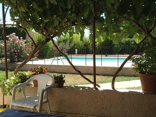 Villa PMR avec piscine en Provence