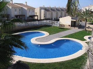 Casa Vanessa,Luxury townhouse, close to Malaga, the beach and golf course.