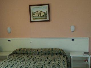 Splendito Bed & Breakfast vicino Padova Camera arancio