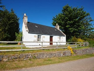 Traditional Highland Cottage