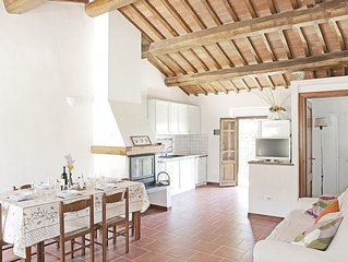 Chianti Charming apartment with pool