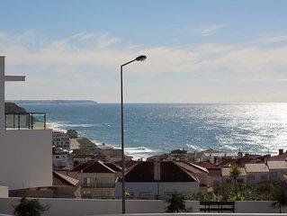 1051682 - Luxury apartment,with Sea Views, Near Top Surfing Beach, Sleeps 6 - Ar