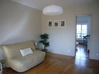 Asnieres Sur Seine: appartement a deux pas de Paris