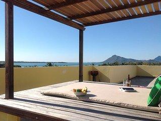 Studio 3 Lush volcanic mountain views nestled in tropical fruit trees