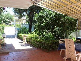 Villino/Apartment with garden