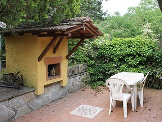 maison  typique toscan
