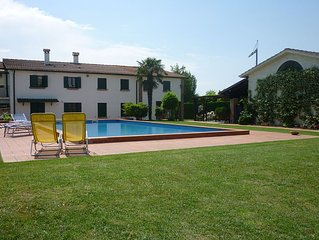Casa Vacanze con piscina vicino a Padova e Venezia