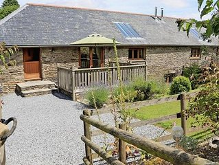 STUNNING BARN CONVERSION IS SOUTH HAMS CLOSE TO COUNTRY WALKS AND BEACHES