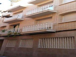 Apartamento vacacional en el centro de Reus.