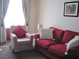 Holiday in a pet friendly quiet seaside village in the South West of Scotland