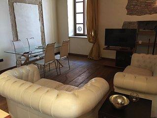 Appartamento in palazzo d'epoca nel cuore di Verona (centro storico)
