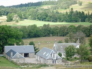 Country Cottage In The Heart Of Highland Perthshire