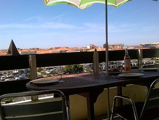 Apartment 150m from the beach