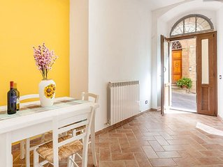 Nice holiday apartment near Assisi