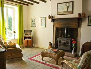 Family And Pet Friendly, Quiet Village Location, Heated Swimming Pool