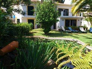 A Beautiful Villa In A Subtropical Garden