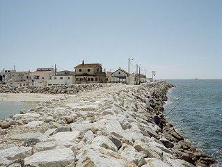 chambre n01, Maison de plage- Bugio a Vista-