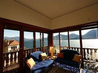 Appartamento in posizione privilegiata, vicino al lago