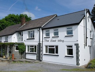 4* Family accommodation in a small farm setting close to beaches and attractions