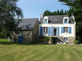 1 bedroom self contained apartment within easy reach of Carnac