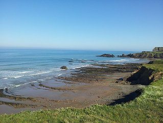 Family friendly cottage in beautiful North Cornwall with its amazing beaches