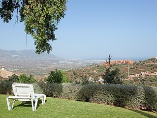 2 bedrooms apartment with panoramic views and natural surroundings, La Mairena