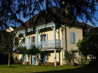 Beautiful Traditional House in the Pyrenees With Large Private Garden