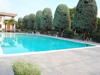 Appartamento in un residence sul Lago di Garda