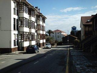 Apt. Coast Asturias, Cantabria, La Franca beach 2.5 km, near Picos Europa