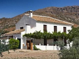 Great cottage in the heart of Andalucia