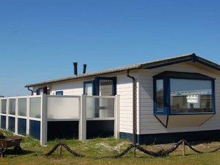 Luxe chalets op Ameland - Ballum - Aan ZEE - Camping Roosdunen met Zwembad