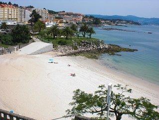 Primera Línea de Playa en el Centro de Sanxenxo