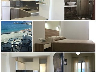 Haraki blue pearl luxury apartment 1 with sea view