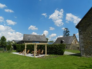 A Family Friendly Gite In Rural France For Your Peace, Relaxation And Enjoyment