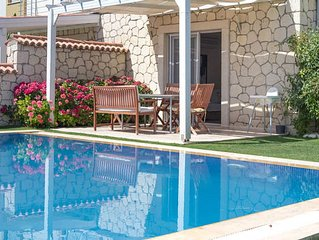 3 bedroom Alacati villa with private pool in Alacati. Cesme. izmir