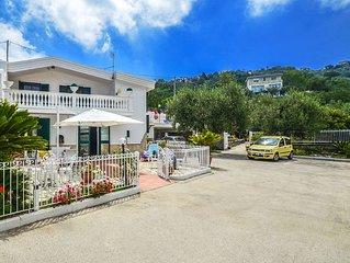 Sea view villa with private swimming pool