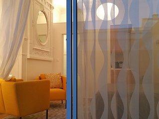 Appartement atypique hyper centre ville de Reims