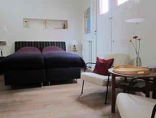 Appartement op begane grond in het centrum van Middelburg