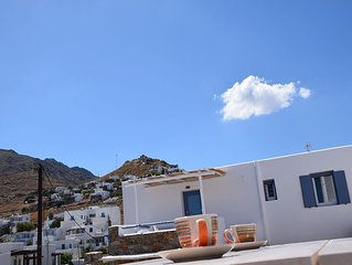 SERIFOS Cyclades SEAVIEW (2) MODERN HOUSE