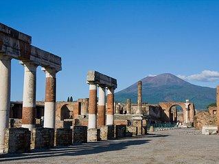 'VILLETTA MARIA' a 8 minuti da Pompei Scavi