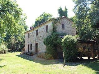 Casa vacanza in caratteristico Cottage in pietra con giardino ' Piccolo Cielo '