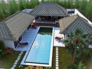 Magnifique Villa 4 chambre avec Bassin de Nage,calme,aere proche spot de surf