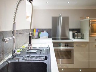 Garden Mews -Secluded Harrogate Spa Town Apartment