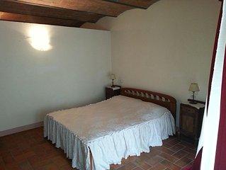 Appartamento rustico in campagna con grande giardino Toscana a Capannoli